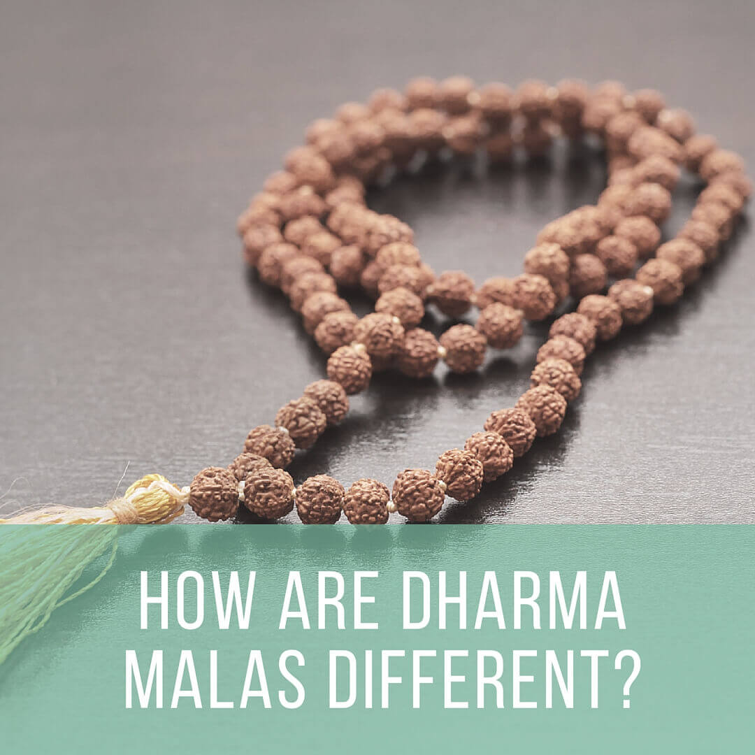 How Dharma Malas Are Different | DharmaMalas.com