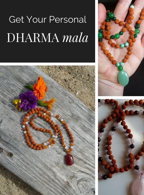 Your personal planetary Dharma Mala