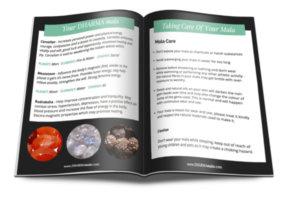 Dharma Mala Booklet