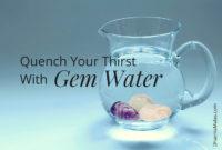 Gem Water | DharmaMalas.com