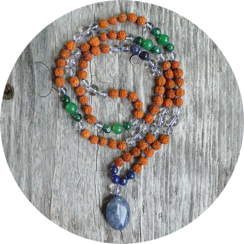 Vedic Astrology Mala Venus Mercury Saturn