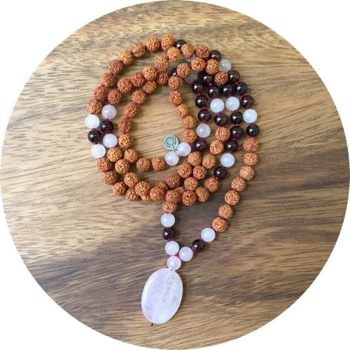 DHARMA Mala | Vedic Astrology Gemstone Malas | DharmaMalas com