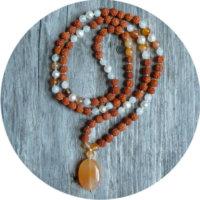 DHARMA Mala   Vedic Astrology Gemstone Malas   DharmaMalas com