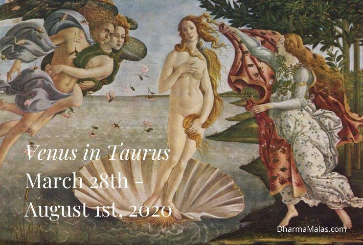Venus In Taurus Vedic Astrology